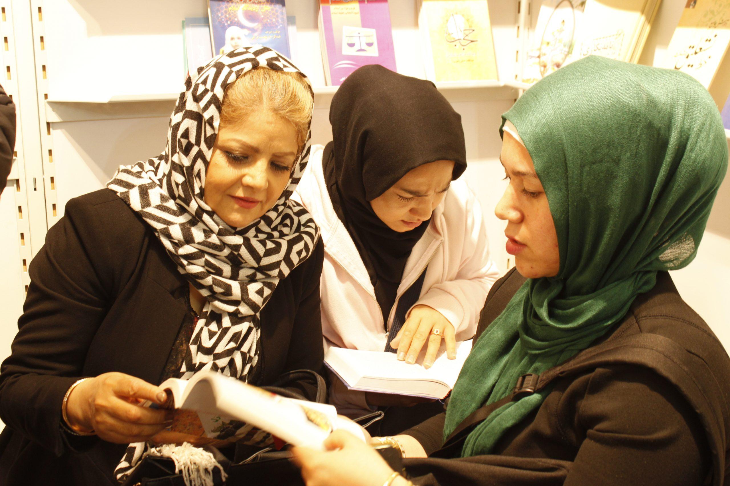 Frankfurter Neue Presse: Der Verein Zan hilft geflüchteten Frauen